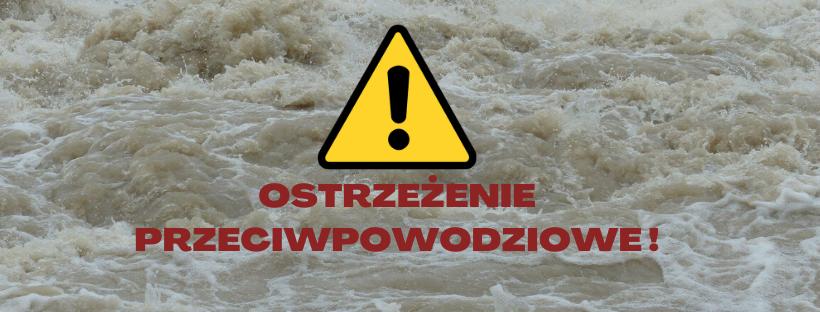 Ostrzeżenie przeciwpowodziowe (link otworzy duże zdjęcie)