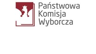 Grafika - Logo Państwowej Komisji Wyborczej