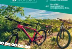 """Plakat """"Lubelskie rowerowe z Krajową Siecią Obszarów Wiejskich"""" (link otworzy duże zdjęcie)"""