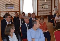 Pilotażowe spotkanie związane z gospodarowaniem wodą na terenach rolniczych województwa lubelski
