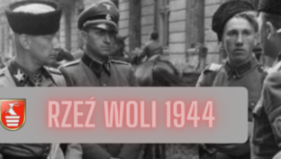 grafika Rzeź Woli 1944