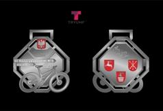 Wizualizacja medalu dla uczestników zawodów. (link otworzy duże zdjęcie)