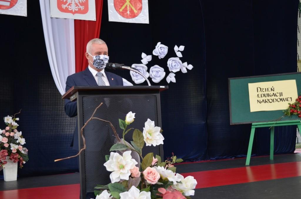 Starosta Kraśnicki Andrzej Rolla. (link otworzy duże zdjęcie)