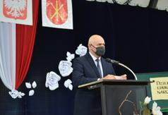 Wicekurator Oświaty w Lublinie Eugeniusz Pelak (link otworzy duże zdjęcie)