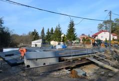 Budowa mostu na drodze powiatowej nr 2289L na ulicy Wójtowiczaw miejscowości Zakrzówek