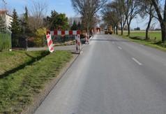 Budowa chodnika przy drodze powiatowej nr 2701L w miejscowościach Skorczyce i Popkowice w gminie Ur