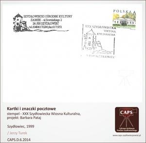 Stempel XXX Szydłowiecka Wiosna Kulturalna [300x294]