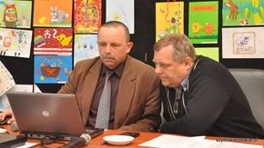 Sędziowie – Jacek Sieczkowski i Arkadiusz Kądziela