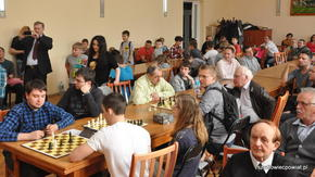 Każda chwila na trening jest dobra. Piotr Jędras i Kamil Kocia - najlepsi gracze turnieju wiedzą o tym