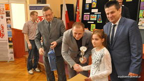 Drugie miejsce wśród najmłodszych zdobyła Maja Zajączkowska ze Starachowic
