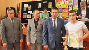 Kamil Kocia ze Skarżyska – zwycięzca niedzielnego turnieju to nadzieja nie tylko świętokrzyskich sz