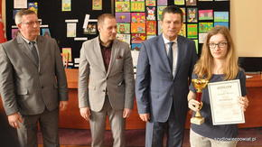Weronika Posuniak nagradzana była trzykrotnie