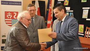 Pan Kazimierz Gorgoń ze Stąporkowa również wywalczył nagrodę w swojej kategorii rankingowej.
