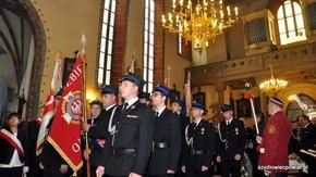 Uroczystość rozpoczęła msza święta w kościele św. Zygmunta w Szydłowcu