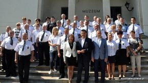 W dniu 20 sierpnia w Szydłowcu druhowie kronikarze OSP podsumowali VIII Wojewódzki Konkurs Kronik OSP w