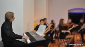 Młodzi szydłowieccy muzycy z zespołu Presto
