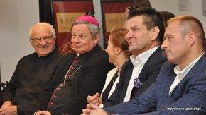 przedstawiciele duchowieństwa i samorządu