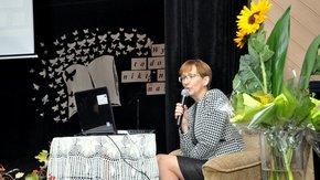 Okolicznościowe spotkanie rozpoczęła Maria Michajłow