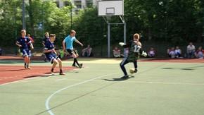 rozgrywki w piłce nożnej