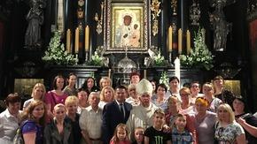 Zwiedzanie Szydłowca i Jasnogórskiego Sanktuarium, modlitwa w Kaplicy Cudownego Obrazu Matki Bożej Cz�