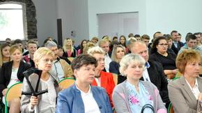 Rozpoczęcie roku szkolnego Centrum Kształcenia Zawodowego i Ustawicznego w Szydłowcu