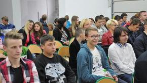 Rozpoczęcie roku szkolnego w CKZiU w Szydłowcu