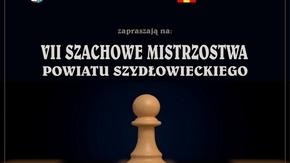 plakat szachy