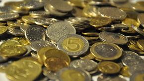 monety, fot. A. Lużyńska