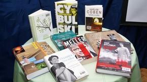 ekspozycja z książek