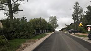 droga Powiatowa Szydłowiec – Mirów N. – gr. Woj.