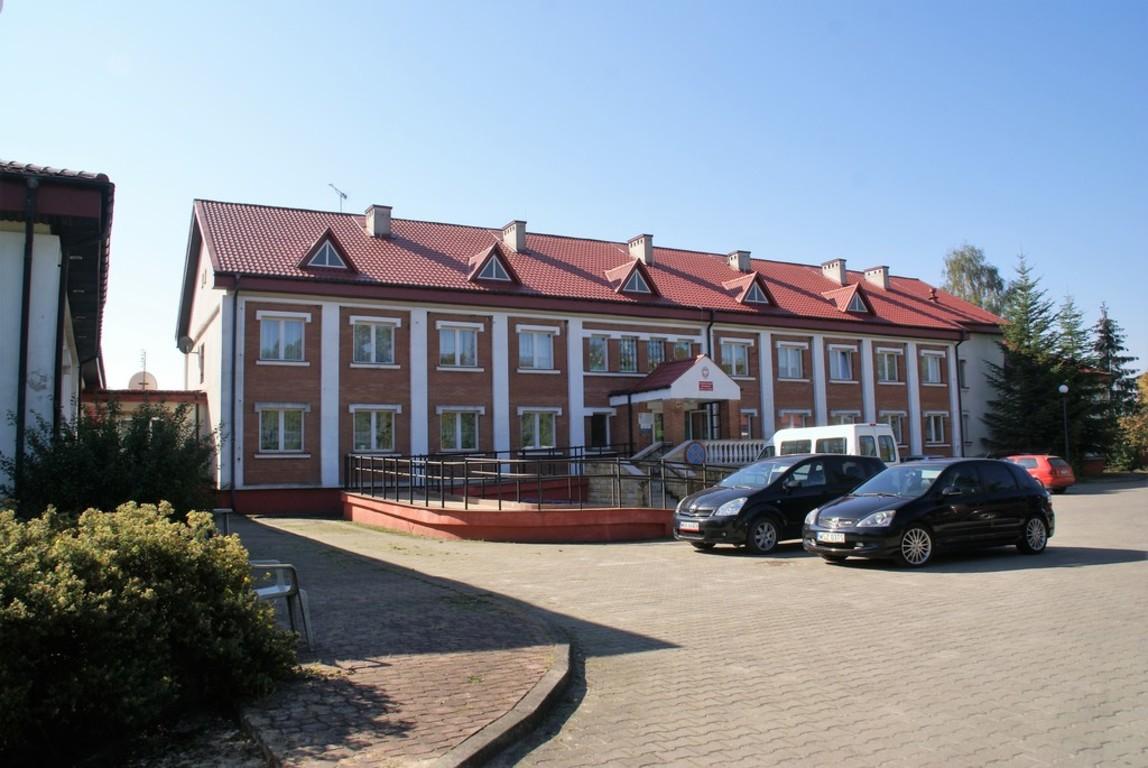 Dom Pomocy Społecznej Dom Kombatanta w Łaziskach