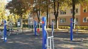 Otwarta Strefa Aktywności przy Zespole Szkół im. Korpusu Ochrony Pogranicza w Szydłowcu