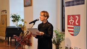 Maria Michajłow, dyrektor Zespołu Szkół im. KOP w Szydłowcu