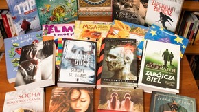 Wśród nowości książkowych każdy znajdzie coś interesującego dla siebie.