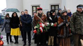 Centralne Obchody 156. Rocznicy Wybuchu Powstania Styczniowego rozpoczęły się przed szydłowieckim rat