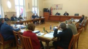 Za Nami II Sesja IV kadencji Rady Powiatu w Szydłowcu.