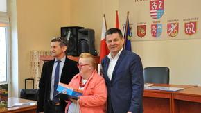 Izabela Chorąży,Laureatka trzeciego miejsca w kategorii Szkoły Ponadpodstawowe i Osoby Pełnoletnie na