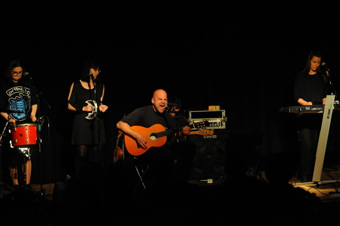 koncert w szydłowieckim zamku