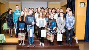 Laureaci VIII Turnieju Wiedzy o Powiecie Szydłowieckim
