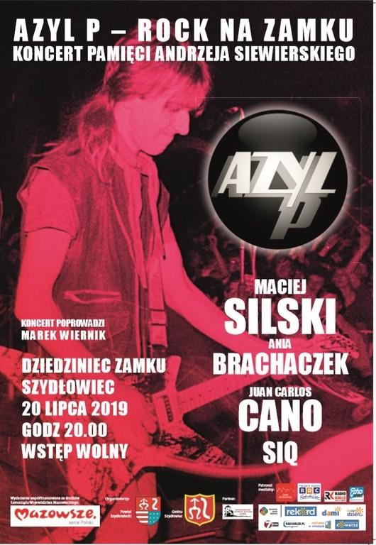 AZYL P PLAKAT