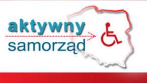 Aktywny Samorząd. logotyp programu