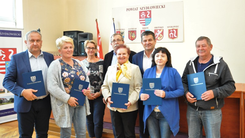 Nowy skład Powiatowej Społecznej Rady ds. Osób Niepełnosprawnych