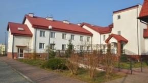 budynek DPS w Łaziskach