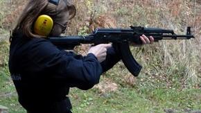 Strzelanie bojowe. Zdjęcie tytułowe