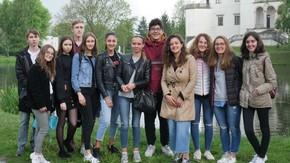 erasmus - goście z zagranicy - wymiana młodzieży