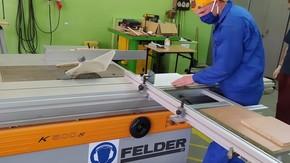egzamin z kwalifikacji AV.15 – wytwarzanie wyrobów stolarskich