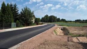 droga powiatowa nr 4014W relacji Jastrząb - Gąsawy Rządowe