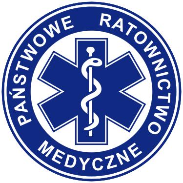 logotyp Państwowego Ratownictwa Medycznego