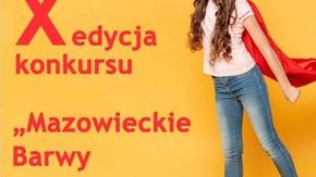 Mazowieckie Barwy Wolontariatu, grafika