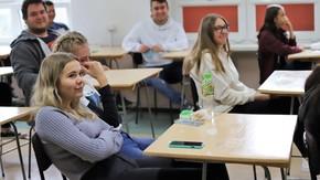 Spotkanie edukacyjne wprowadzające w tajniki zawodu prawnika